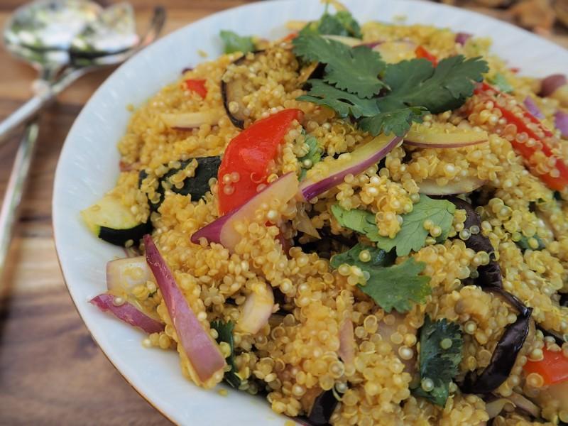 Nourishing Quinoa