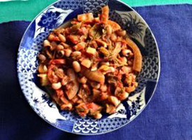 BEAN AND FENNEL STEW