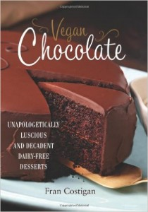 vegan chocolate by Fran Costigan