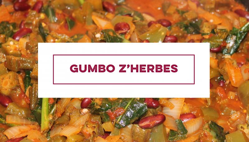 Gumbo Z'herbes