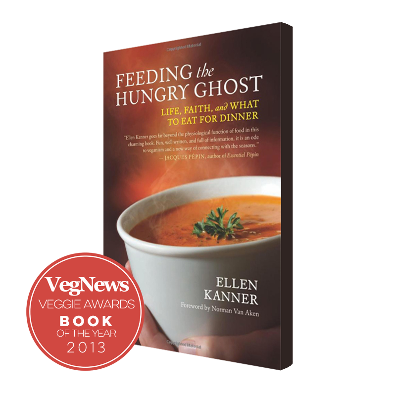 Feeding the Hungry Ghost by Ellen Kanner