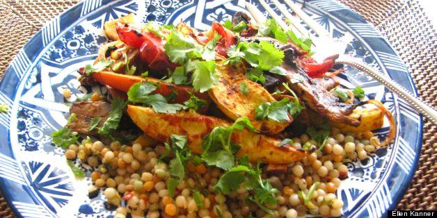Tunisian Roasted Vegetables