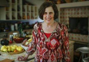 Interview with Paula Wolfert