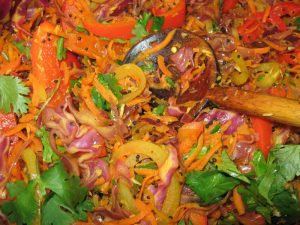 Veggie Bhaji