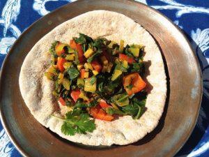 Gomen Wat (Ethiopian Collard Stew)
