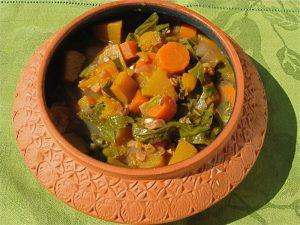 Vegan Soupe Joumou