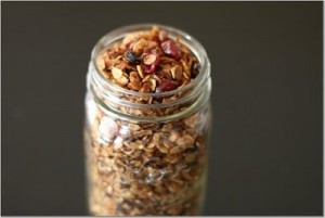 Cupid, Psyche and Homemade Granola