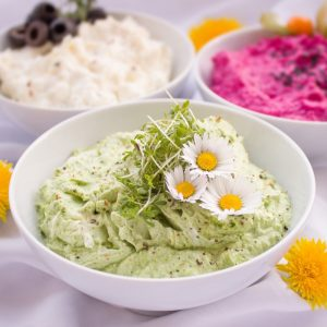 Community Peel and Eat Fava Bean Dip