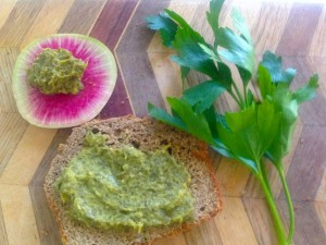 Green Goodness Spread