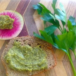 Green Goodness Spread