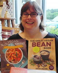 VEGAN OF THE MONTH – KATHY HESTER