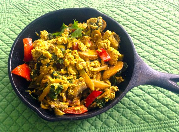 The Best Tofu Scramble You've Ever Had