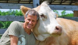 Vegan of the month – Gene Baur