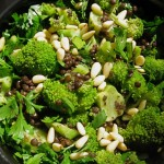 Broccoli and Lentils Apicius