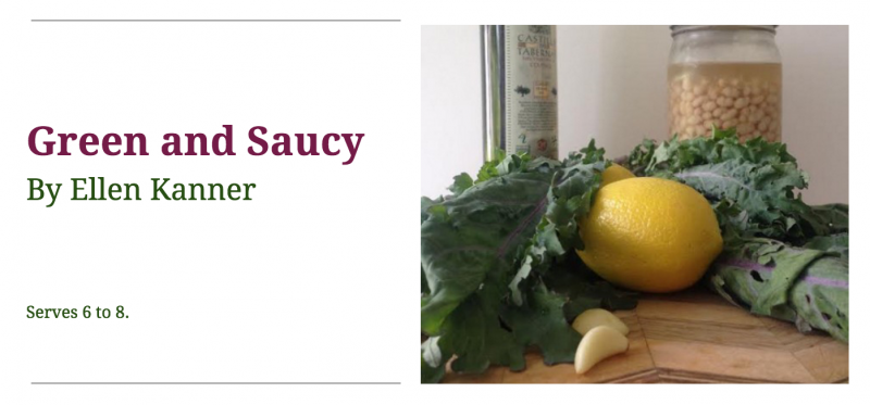 Download: Green and Saucy