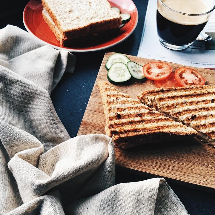 Fattoush Sandwich