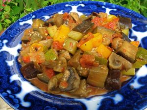 Vegan Ratatouille