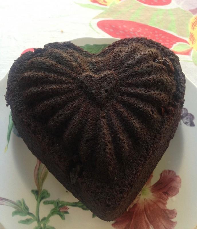 Red Velvet Cake (Vegan Chocolate Beet Cake)