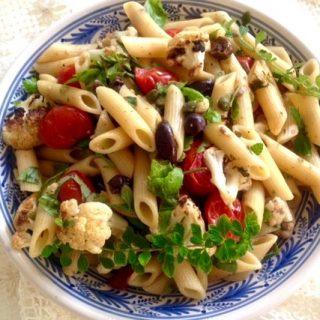 Sexy sicilian pantescan pasta