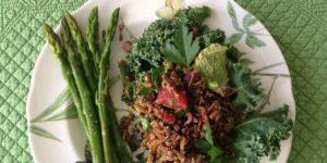 Wild Rice Agrodolce