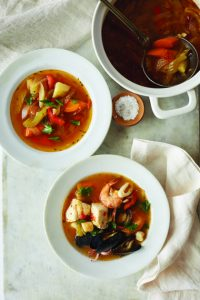 Fish (or Vegetable) Soup