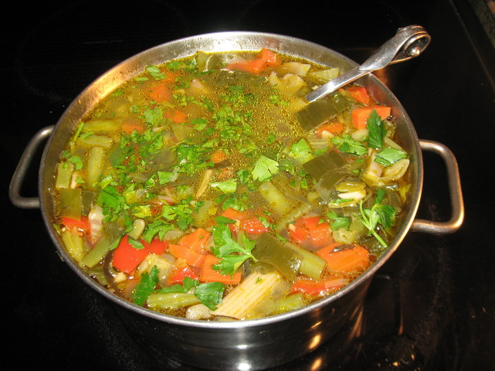 Back to Nature Vegetable Soup