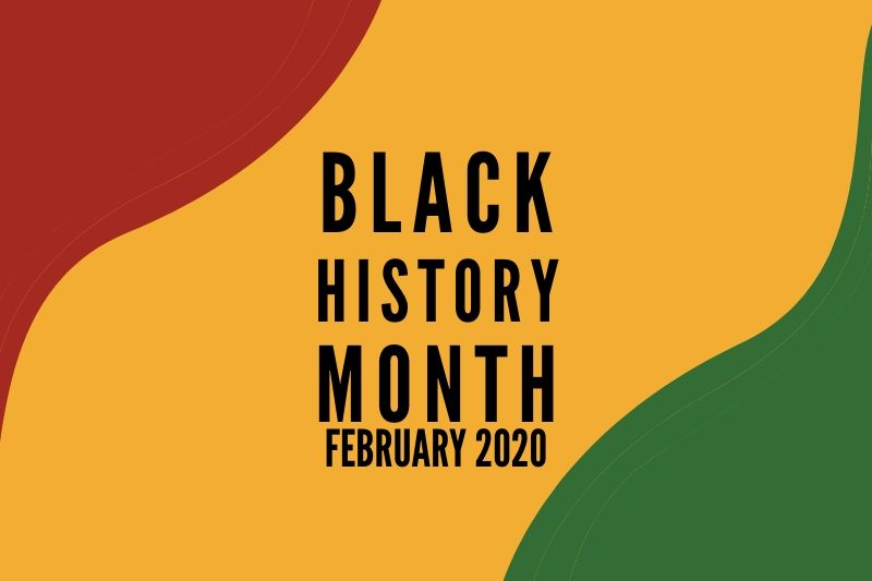 Black history month and a sweet potato and peanut stew recipe