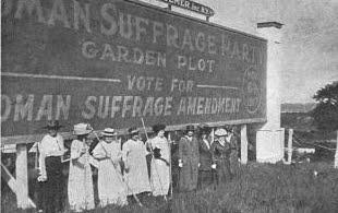 women's victory garden