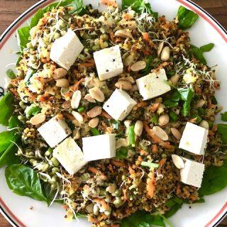 Go for the Gold Quinoa