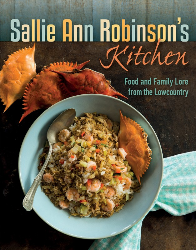 Sallie Ann Robinson's Kitchen Book Cover